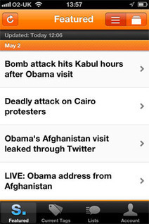 App of the week for journalists: Storyful, for curated social media stories | Multimedia Journalism | Scoop.it