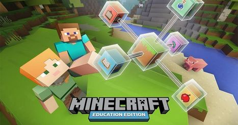 'Minecraft: Education Edition' is launching this summer | Design e Tecnologia - www.designresiliente.com.br | Scoop.it