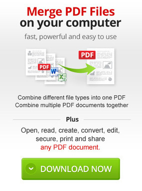 PDFMerge! - Merge PDF files online for free. | New Web 2.0 tools for education | Scoop.it