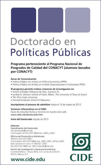 EL estudio de las políticas públicas | Seminario de Análisis de Políticas Públicas | Scoop.it