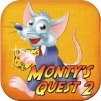 Monty's Quest 2: Raiders of the lost cheese. | Apps for Children with Special Needs | Scoop.it