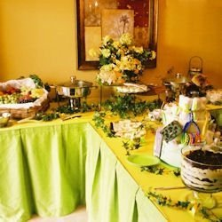 ideas for buffet tables setting a buffet table beautiful buffets