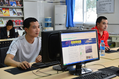 MOOCs in China are growing | Jewish Education Around the World | Scoop.it