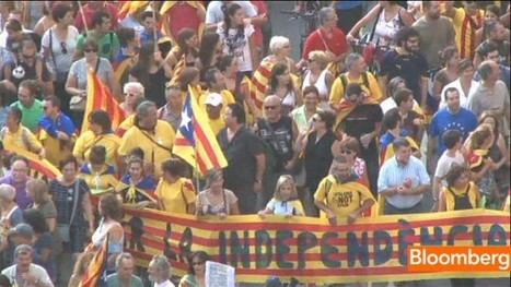 Catalans' Anger Shows Euro Crisis Is No Quick Fix: Video | Family Life In Spain | Scoop.it
