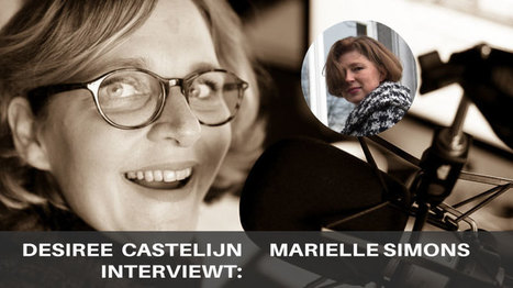 015 - Backstage interview met jazz zangeres Marielle Simons • Trendbubbles | TRENDBUBBLES | Scoop.it