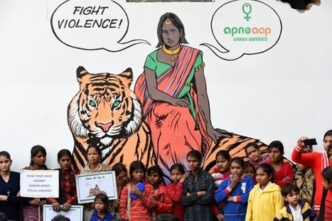 Indian comic creates female superhero to tackle rape | Library world, new trends, technologies | Scoop.it