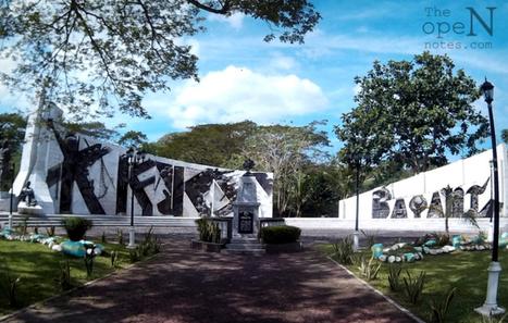 Padyak : Bike Ride to Bonifacio Shrine, Maragondon, Cavite  - The opeN Notes | Philippine Travel | Scoop.it