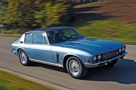 Jensen Interceptor : quelle classe ! | AutoCollec Voitures et automobiles de Collection | Scoop.it