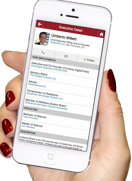 5 Smartphone Applications Every Salesperson Needs | Business 2 ... | Sniffer | Scoop.it