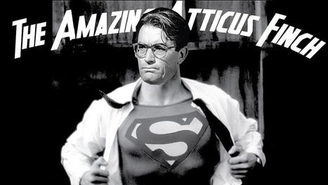 5 Reasons Atticus Finch is an Inadvertent Badass   Litteris   Scoop.it