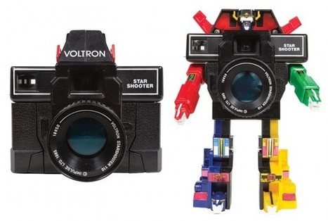 Camera Crazy: The Quirky World of Toy Cameras - Popular Photography Magazine | foteka | Scoop.it