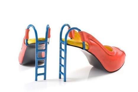 20 Most Creative Ladies Shoes Heels Ever Made (Photos) | Stress-Less, Create More | Scoop.it