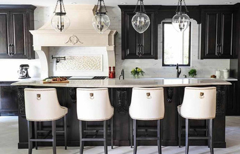 Boo! Black is the new white in kitchens - Vancouver Sun   Kitchen Benchtops   Scoop.it