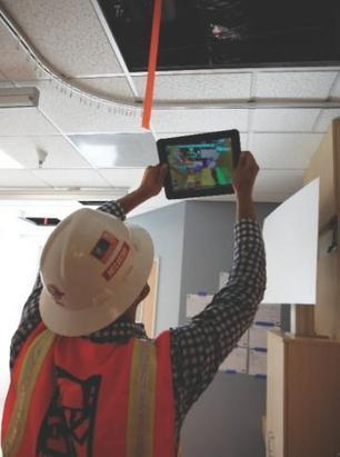 Augmented reality: 12 applications for design and construction professionals | AR | Scoop.it