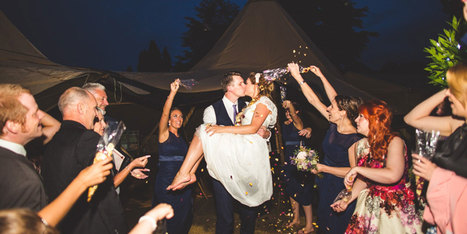 Raa-ee-aaain on your wedding day can be a good thing | Enjoy - Really Fresh 'Social Business' News | Scoop.it