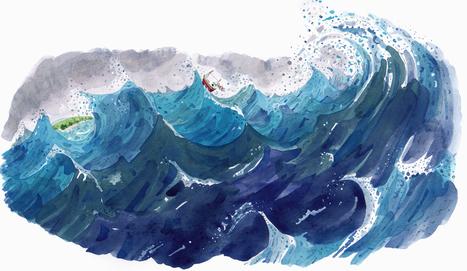 #HabilidadesDirectivas : No puedes ver tu reflejo en aguas movidas | Estrategias de desarrollo de Habilidades Directivas  : | Scoop.it