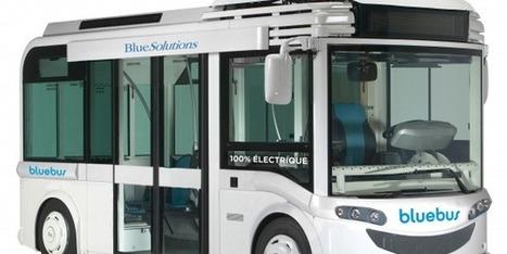 Les nouveaux bus 100% électriques de la RATP seront made in France | Le flux d'Infogreen.lu | Scoop.it