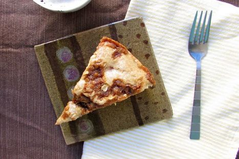 Vanilla Rhubarb Coffee Cake [Vegan]   My Vegan recipes   Scoop.it