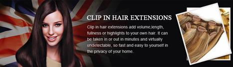 Clip In Hair Extensions | Clip In Hair Extensions | Scoop.it