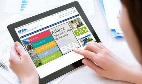 Enea: online l'atlante dell'innovazione tecnologica - Meteo Web | Innovazione & Impresa | Scoop.it