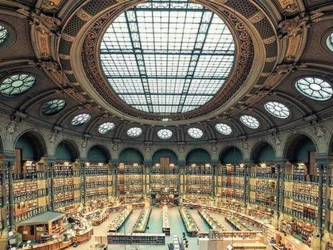 These are some of the most beautiful libraries in the world   construction   Scoop.it
