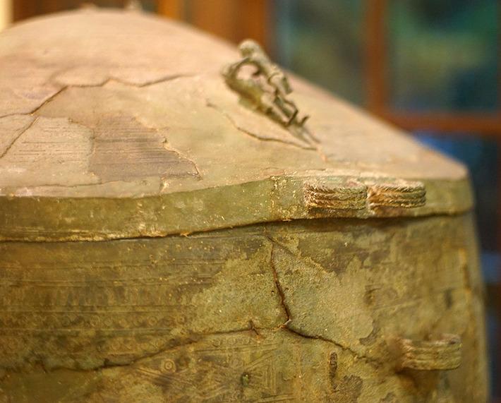 Dao Thinh bronze jar – Vietnam's natural treasure | VietNamNet | Kiosque du monde : Asie | Scoop.it