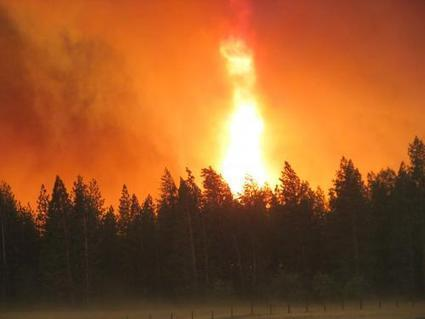 The science behind fire tornados | Sustain Our Earth | Scoop.it