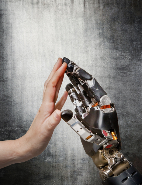 Providing Prosthetics With  a Sense of Touch | Robots and Robotics | Scoop.it