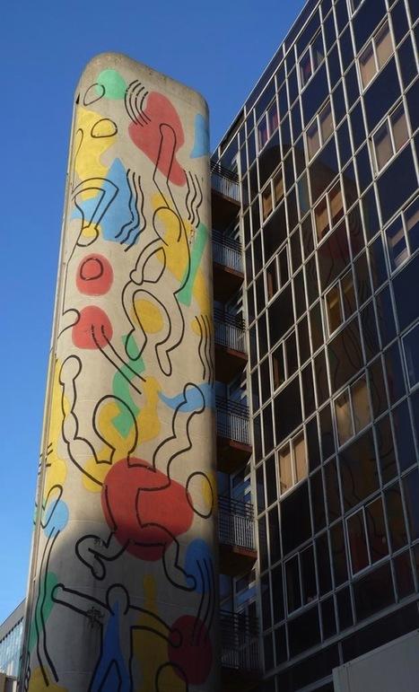 Hommage à Keith Haring : 25 ans depuis la disparition d'un pionnier du street-art | LA VILLE DANS TOUS SES ÉTATS | Scoop.it
