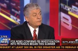 Napolitano Blasts 'Unwarranted' FBI Investigation: Petraeus An Adulterer But ... - Mediaite | Scandalous Government | Scoop.it