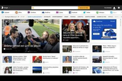 MSN fait sa mue | Digital one2one marketing | Scoop.it