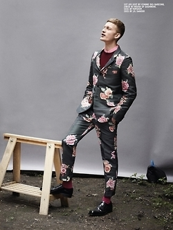 "Bastian Thiery in ""The Garden"" by Paul Wetherell... 