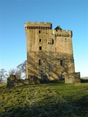 Geophysics and Building Survey at Clackmannan Tower | Shallow Geophysics | Scoop.it