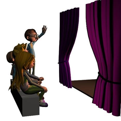 Educar para el teatro   Psicología para el aula de adolescentes   Scoop.it