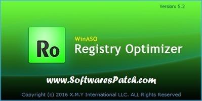 WinASO Registry Optimizer 5.2 Crack & License Key Download | Softwares | Scoop.it