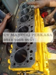 CYLINDER BLOCK CATERPILLAR 320D | sparepartforklift | Scoop.it