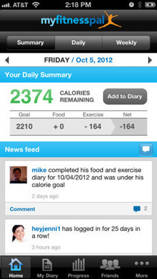 7 fitness apps with 16 million or more downloads | mobihealthnews | mHealth | Scoop.it