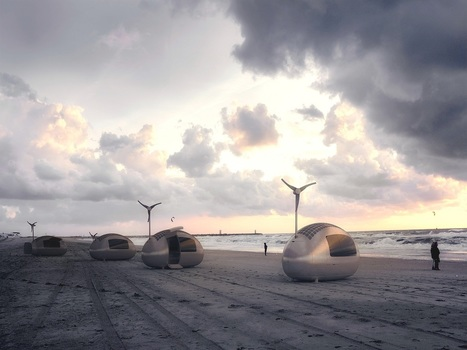Une capsule écologique pour faire le tour du monde | Immobilier | Scoop.it