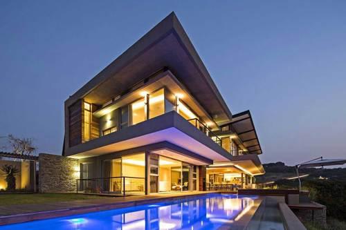 Googie albizia house par metropole architects etat - Villa maribyrnong par grant maggs architects ...