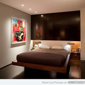 20 Modern Contemporary Masculine Bedrooms | What Surrounds You | Scoop.it