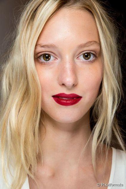Rouge à lèvres : les tendances du printemps 2015 - Get The Look | Debymagazine | Scoop.it