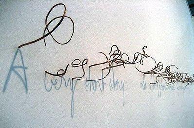 Shadow Art Installation | Amor Enim Artis (For the love of art) | Scoop.it