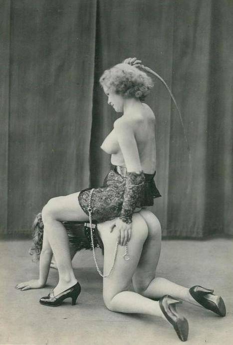 ℒily has ℋarlow ℒips on Twitter | vintage nudes | Scoop.it