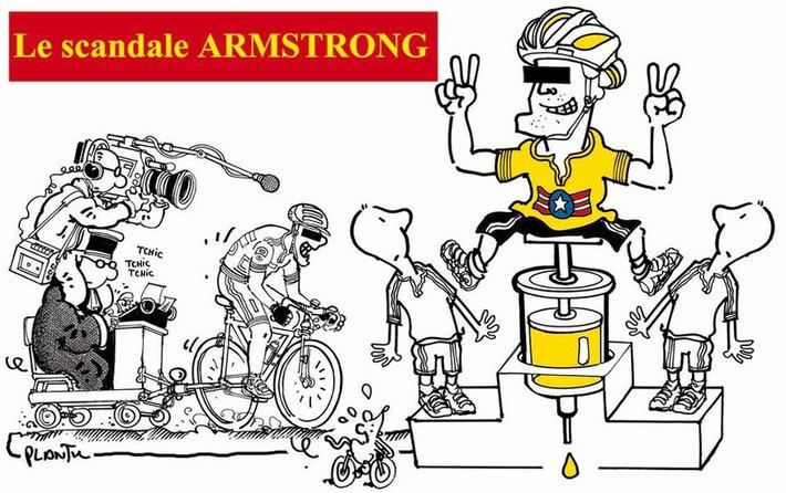 Le programme de dopage le plus sophistiqué de l'histoire du sport   Baie d'humour   Scoop.it