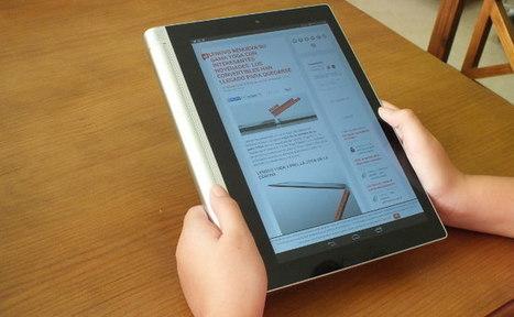 Las 13 razones por las que deberías llevar tu tablet a la universidad - Blog de Lenovo | Educacion, ecologia y TIC | Scoop.it