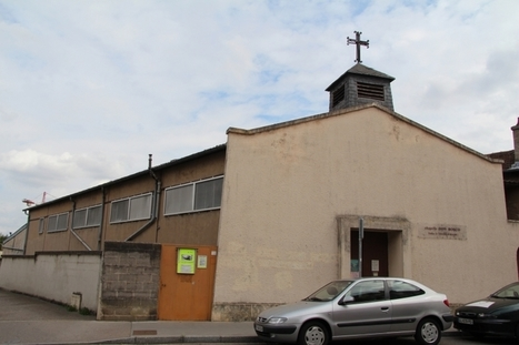 Nancy : la chapelle Don Bosco bientôt démolie   L'observateur du patrimoine   Scoop.it