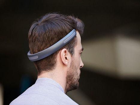 Batband, le casque audio à conduction osseuse | La page de Green-sky | Scoop.it