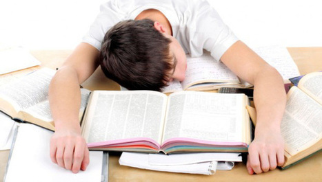 Parents Wonder: Why So Much Homework? | Newington Professional Reading | Scoop.it