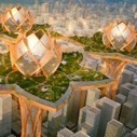 Insolite: Une ville dans le ciel, Megatropolis | L'agenda Déco - architecture | Scoop.it
