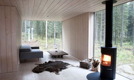 A Finnish House Channels a Spartan Past — On Location | Finland | Scoop.it